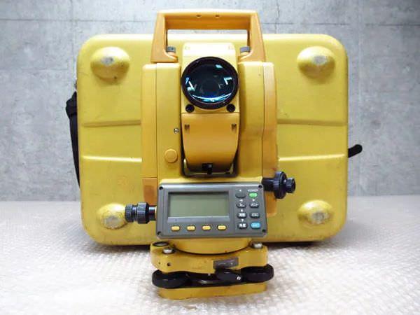 トプコン トータルステーション GPT-3005