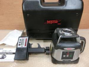 myzox マイゾックス  レーザーレベル MJ-250 MJ-REⅡ