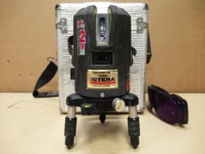 タジマ 高輝度レーザー 墨出し器 GT-TERAシリーズ  GT4R-Xi