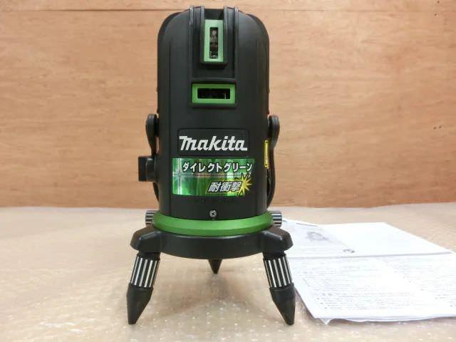 マキタ レーザー 墨出し器 SK504GPZ グリーンレーザー