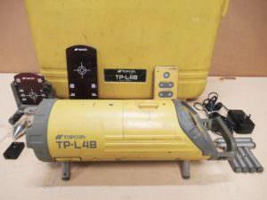 TOPUCON トプコン パイプレーザー TP-L4B