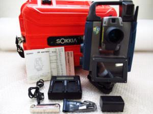 ソキア トータルステーション ix-505