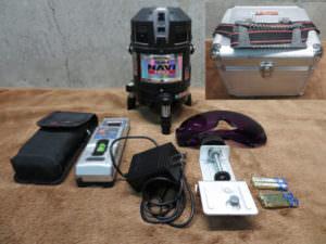タジマ レーザー墨出器 ML10N-KJC フルライン