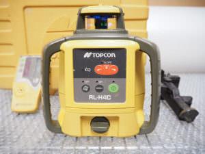 トプコン ローテーティングレーザー RL-H4C