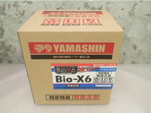 山真製鋸 レーザー墨出し器 Bio-X6 バイオエックス